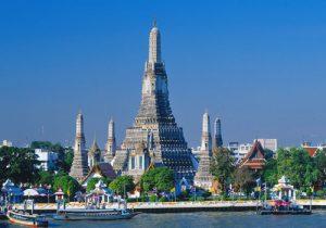 Чартерные авиабилеты в Бангкок