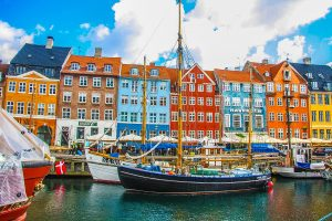 Авиабилеты в Копенгаген