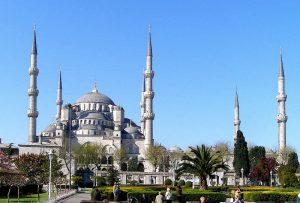 Чартерные авиабилеты в Стамбул